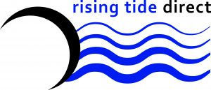 rising tide direct logo